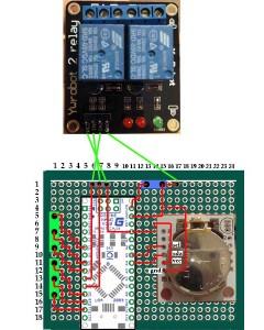 Обсуждение статьи: DIY лед-светильник 90 3 Вт, на 6 каналов диммируемого света на Arduino nano от А до Я.  - Схема-пайки-блока-ардуино-для-Прайма.jpg