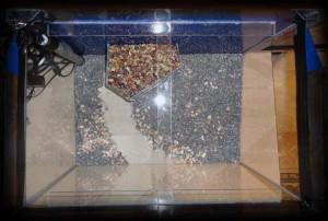 Создание пресноводного аквариума 40 литров с нуля. - остров.jpg